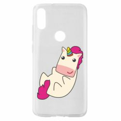 Чехол для Xiaomi Mi Play Little cute unicorn