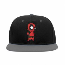 Снепбек Little Deadpool