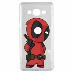 Чохол для Samsung A5 2015 Little Deadpool