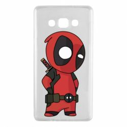 Чохол для Samsung A7 2015 Little Deadpool