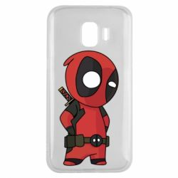 Чохол для Samsung J2 2018 Little Deadpool