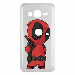 Чохол для Samsung J3 2016 Little Deadpool