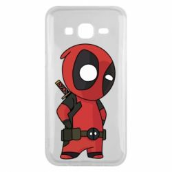 Чохол для Samsung J5 2015 Little Deadpool