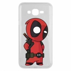 Чохол для Samsung J7 2015 Little Deadpool