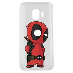 Чохол для Samsung J2 Core Little Deadpool