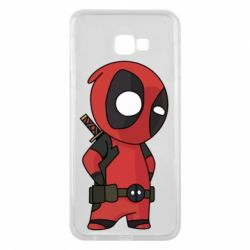 Чохол для Samsung J4 Plus 2018 Little Deadpool