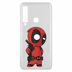 Чохол для Samsung A9 2018 Little Deadpool