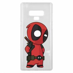 Чохол для Samsung Note 9 Little Deadpool