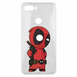 Чохол для Xiaomi Mi8 Lite Little Deadpool