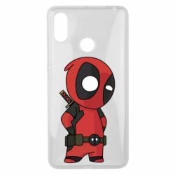 Чохол для Xiaomi Mi Max 3 Little Deadpool