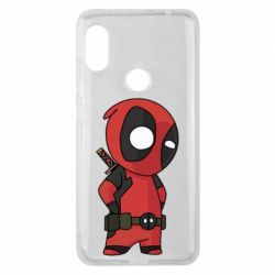 Чохол для Xiaomi Redmi Note Pro 6 Little Deadpool