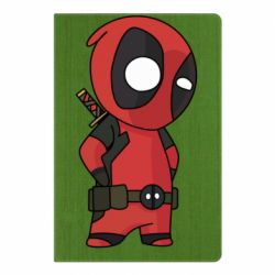 Блокнот А5 Little Deadpool