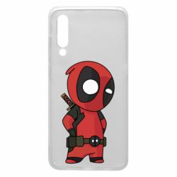 Чохол для Xiaomi Mi9 Little Deadpool