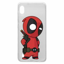 Чохол для Samsung A10 Little Deadpool