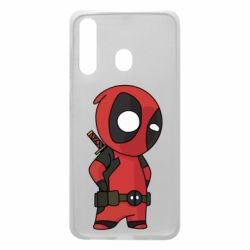 Чохол для Samsung A60 Little Deadpool