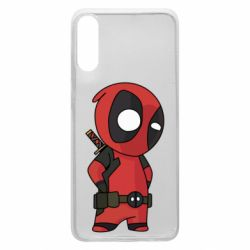 Чохол для Samsung A70 Little Deadpool