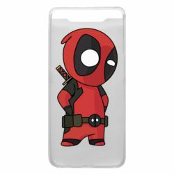 Чохол для Samsung A80 Little Deadpool