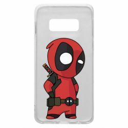 Чохол для Samsung S10e Little Deadpool