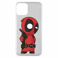 Чохол для iPhone 11 Little Deadpool