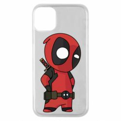 Чохол для iPhone 11 Pro Little Deadpool