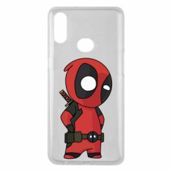Чохол для Samsung A10s Little Deadpool