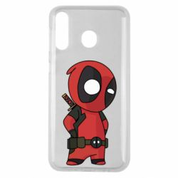 Чохол для Samsung M30 Little Deadpool