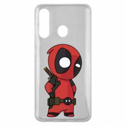 Чохол для Samsung M40 Little Deadpool