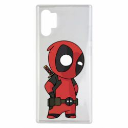 Чохол для Samsung Note 10 Plus Little Deadpool