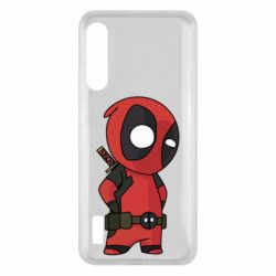 Чохол для Xiaomi Mi A3 Little Deadpool