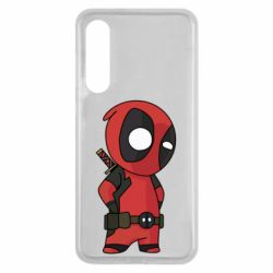 Чохол для Xiaomi Mi9 SE Little Deadpool