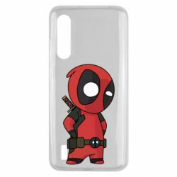 Чохол для Xiaomi Mi9 Lite Little Deadpool