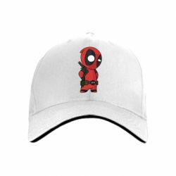 Кепка Little Deadpool - FatLine