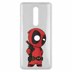 Чохол для Xiaomi Mi9T Little Deadpool