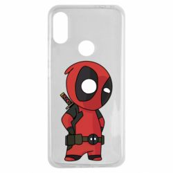 Чохол для Xiaomi Redmi Note 7 Little Deadpool