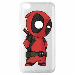 Чохол для Xiaomi Redmi Go Little Deadpool