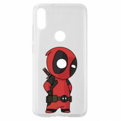 Чохол для Xiaomi Mi Play Little Deadpool