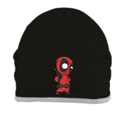 Шапка Little Deadpool