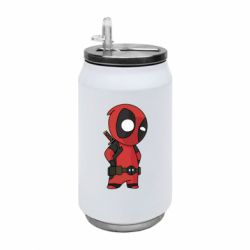 Термобанка 350ml Little Deadpool