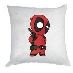 Подушка Little Deadpool