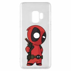 Чохол для Samsung S9 Little Deadpool