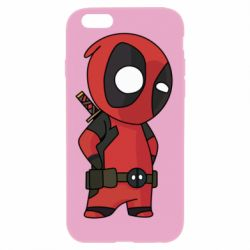 Чохол для iPhone 6/6S Little Deadpool