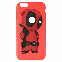 Чохол для iPhone 6 Plus/6S Plus Little Deadpool