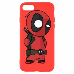 Чохол для iPhone 7 Little Deadpool