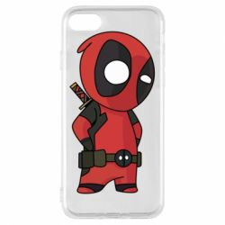 Чохол для iPhone 8 Little Deadpool