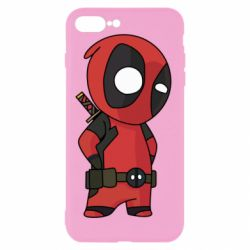 Чохол для iPhone 8 Plus Little Deadpool