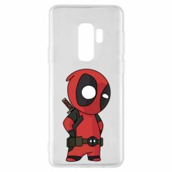Чохол для Samsung S9+ Little Deadpool