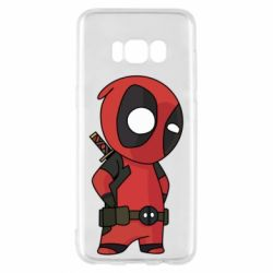 Чохол для Samsung S8 Little Deadpool