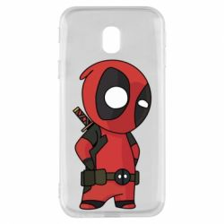 Чохол для Samsung J3 2017 Little Deadpool