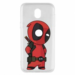 Чохол для Samsung J5 2017 Little Deadpool