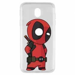 Чохол для Samsung J7 2017 Little Deadpool